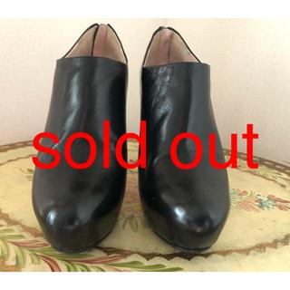 ミュウミュウ(miumiu)の予約中   ミュウミュウ   ブーツ    保存袋付き   定価20万円(ブーツ)