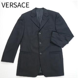 ヴェルサーチ(VERSACE)のVERSACE ヴェルサーチ 48サイズ ウール100% ジャケット(スーツジャケット)