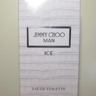 ジミーチュウ(JIMMY CHOO)のJIMMY CHOO MAN ICE/オ-ドトワレ(香水(男性用))