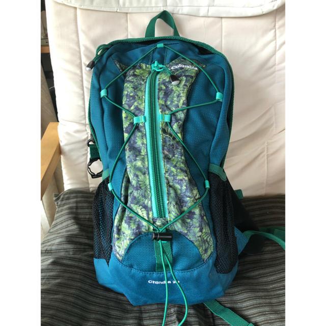 Columbia(コロンビア)のColumbia  Chindia20     リック 20L メンズのバッグ(バッグパック/リュック)の商品写真