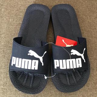 プーマ(PUMA)の【新品】26cm プーマ サンダル ネイビー(サンダル)