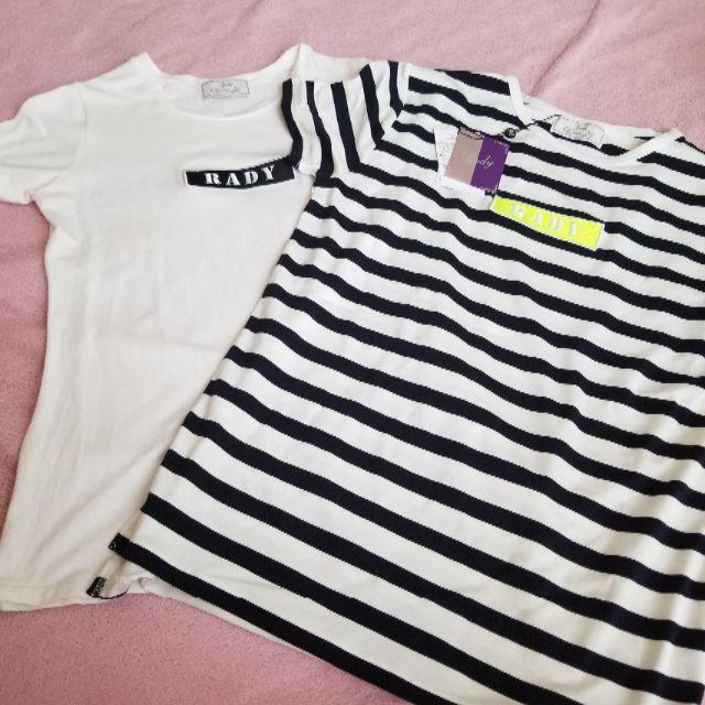 Rady(レディー)のRady Tシャツセット メンズのトップス(Tシャツ/カットソー(半袖/袖なし))の商品写真