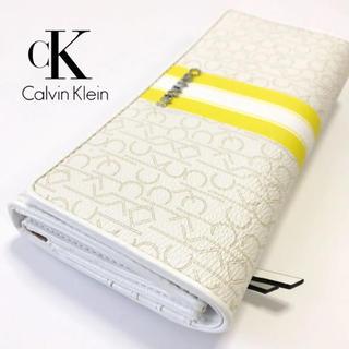 カルバンクライン(Calvin Klein)の新品 カルバンクライン レディース 長財布(財布)