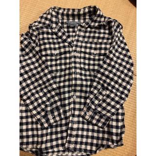 ボンポワン(Bonpoint)のBonpoint 1回のみ使用の美品ギャルソンシャツ 6A(Tシャツ/カットソー)