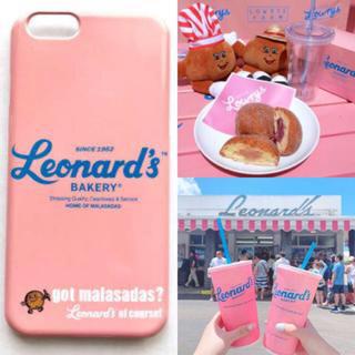 ディーンアンドデルーカ(DEAN & DELUCA)の定価3400 レナーズベーカリー ピンク iPhone7 ケース アクセサリー(iPhoneケース)