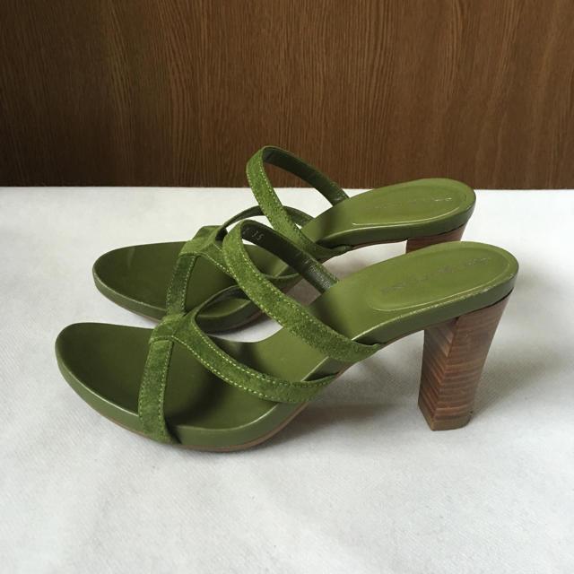 Sergio Rossi(セルジオロッシ)のセルジオロッシ サンダル レディースの靴/シューズ(サンダル)の商品写真