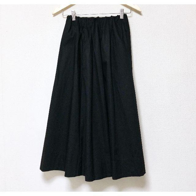BABYLONE(バビロン)のBABYLONE ウェストギャザースカート レディースのスカート(ロングスカート)の商品写真