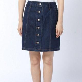 ローリーズファーム(LOWRYS FARM)の試着のみ ローリーズ フロントボタン スカート(ミニスカート)