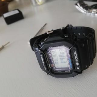 ジーショック(G-SHOCK)のG-SHOCK 5600 カスタム タフソーラー(腕時計(デジタル))