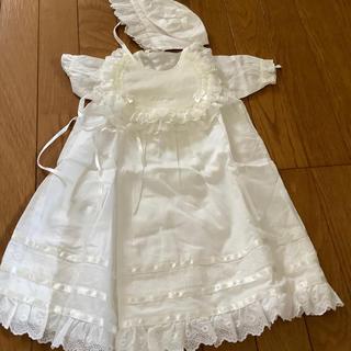 ミキハウス(mikihouse)のベビードレス(ミキハウス)(お宮参り用品)