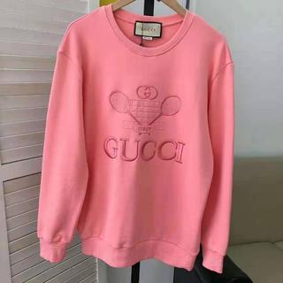 グッチ(Gucci)の グッチ テニス オーバーサイズ スウェットシャツ(トレーナー/スウェット)