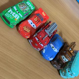 Disney - カーズ 車セット