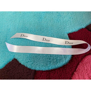 ディオール(Dior)のDior  リボン(ラッピング/包装)