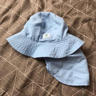 虫除け効果 ベビー帽子 46cm(帽子)