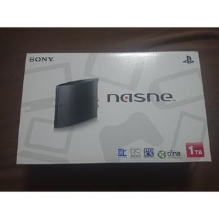ナスネ(nasne)のSONY nasne 1TBモデル CUHJ-15004 ソニー(その他)