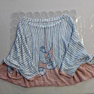 ミナペルホネン(mina perhonen)のsale*mima perhomem* swing カットソー(カットソー(半袖/袖なし))
