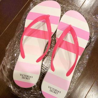 ヴィクトリアズシークレット(Victoria's Secret)のVictoria's Secretビーチサンダル(ビーチサンダル)