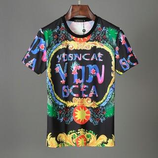ヴェルサーチ(VERSACE)のVersace ヴェルサーチ メンズ  Tシャツ  カジュアル(Tシャツ/カットソー(半袖/袖なし))
