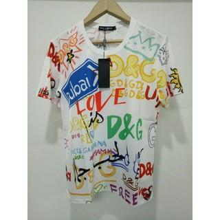ドルチェアンドガッバーナ(DOLCE&GABBANA)のDOLCE GABBANA T-シャツ 半袖 XL(Tシャツ/カットソー(半袖/袖なし))