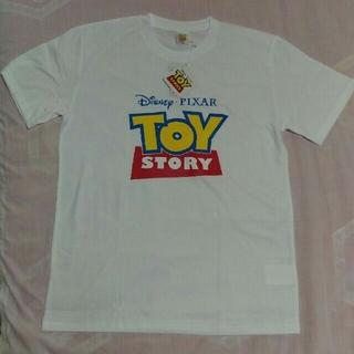 トイストーリー(トイ・ストーリー)の❮すぐに発送可❗❯トイ・ストーリー ロゴ Tシャツ L(Tシャツ/カットソー(半袖/袖なし))