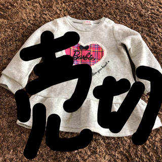 バービー(Barbie)のBarbieトレーナー⭐︎(Tシャツ/カットソー)