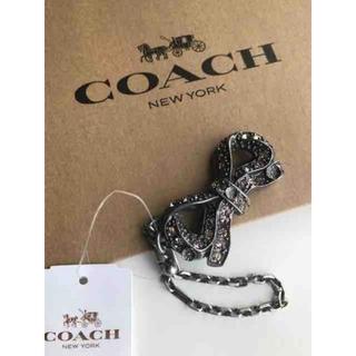 コーチ(COACH)のCOACH 39311 セレーナ ボウ バッグ チャーム   大人気!(バッグチャーム)