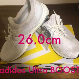 アディダス(adidas)のadidas Ultra BOOST 26.0cm (シューズ)
