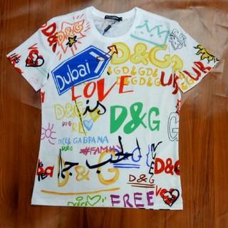 ドルチェアンドガッバーナ(DOLCE&GABBANA)のDolce & Gabbana ドルチェ&ガッバーナ 半袖 Tシャツ 男女兼用(Tシャツ/カットソー(半袖/袖なし))