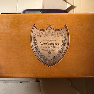 ドンペリニヨン(Dom Pérignon)のドンペリ レゼルヴ ド ラベイの木箱(シャンパン/スパークリングワイン)