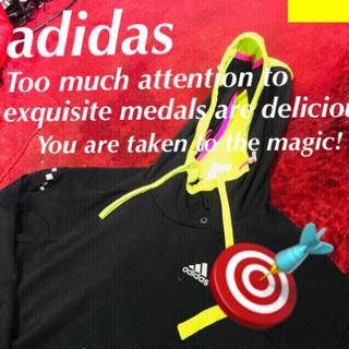 アディダス(adidas)の♦️【adidas】もはやヤリ過ぎハイスペック☆‼️美品‼️(ウェア)
