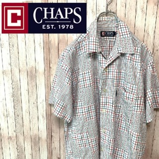 チャップス(CHAPS)のチャップス  ラルフローレン  チェックシャツ(シャツ)
