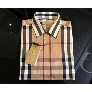 BURBERRY - Burberry シャツ 半袖  メンズシャツ Tシャツ  かっこい 夏おしゃれ