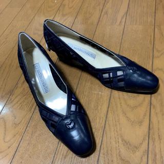 ミラショーン(mila schon)の☆未使用☆ミラショーン☆パンプス 6 (約23-23.5cm程度) (ハイヒール/パンプス)