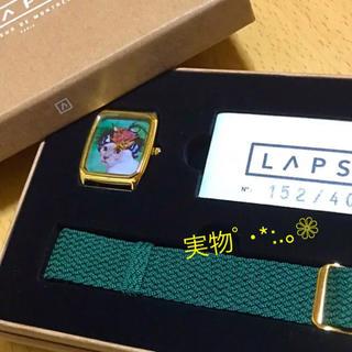 フランス製 LAPS 腕時計 ウォッチ☆*。