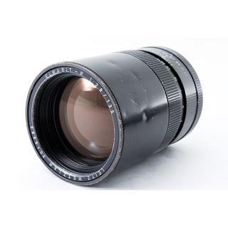 ライカ(LEICA)のELMARIT R 135mm F2.8 3CAM 改 ライカ エルマリート(レンズ(単焦点))