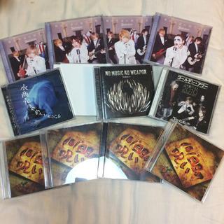 ゴールデンボンバーシングルアルバムCD.DVD(ポップス/ロック(邦楽))
