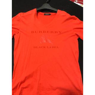 バーバリーブラックレーベル(BURBERRY BLACK LABEL)のバーバリーブラックレーベル(Tシャツ/カットソー(半袖/袖なし))