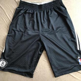 アディダス(adidas)のバスパン adidas ハーフパンツ 黒(バスケットボール)