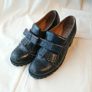 ジェーンマープル(JaneMarple)のJaneMarple  タッセルシューズ(ローファー/革靴)