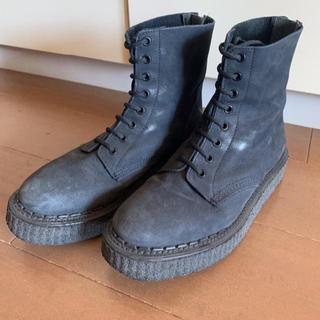 ドレスドアンドレスド(DRESSEDUNDRESSED)のDRESSEDUNDRESSED ブーツ GEORGE COX ドクターマーチン(ブーツ)