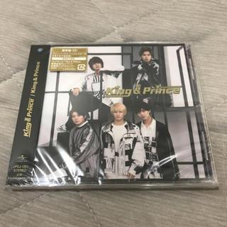 ジャニーズ(Johnny's)のKing&Prince 1stアルバム 通常盤CD(アイドルグッズ)