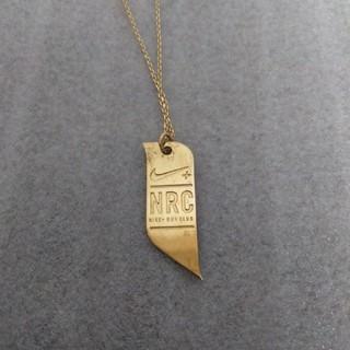 ナイキ(NIKE)のナイキのネックレス! シルバー925(ネックレス)