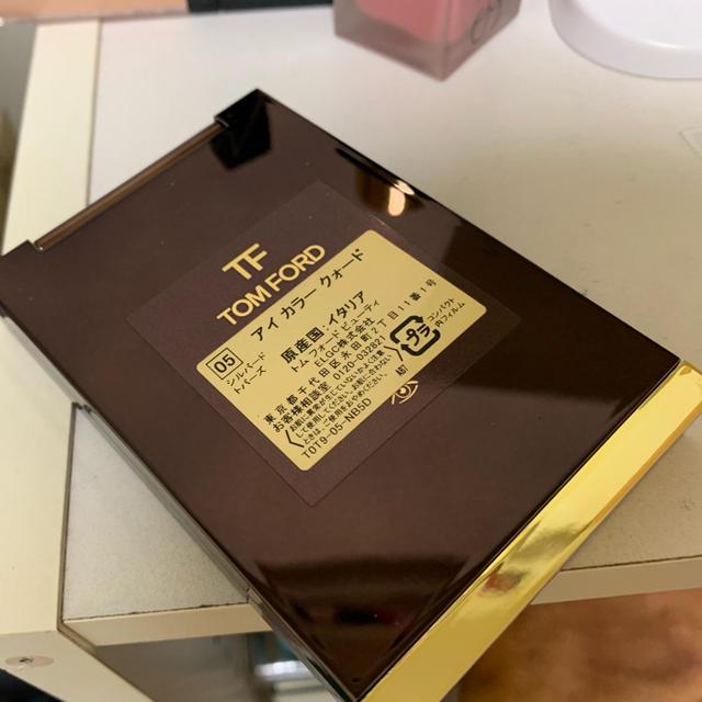 TOM FORD(トムフォード)のアイカラークォード シルバードトパーズ コスメ/美容のベースメイク/化粧品(アイシャドウ)の商品写真