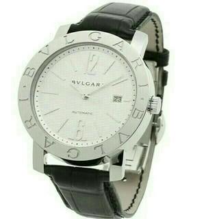 new product 4393b d0668 ブルガリ ブラック 腕時計(レディース)の通販 100点以上 ...