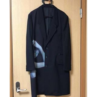 ヨウジヤマモト(Yohji Yamamoto)のヨウジヤマモト 内田すずめ  街子ジャケット 値段提示!(チェスターコート)