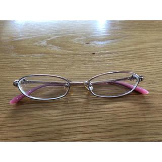 ジルスチュアート(JILLSTUART)のジルスチュアート フチなしメガネ 8月末で処分(サングラス/メガネ)