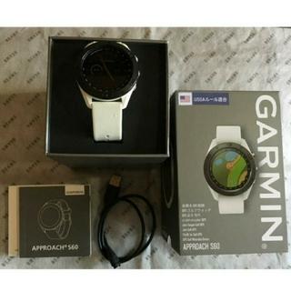 ガーミン(GARMIN)のガーミン S60 GPS 時計 腕時計(その他)