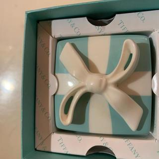 ティファニー(Tiffany & Co.)のティファニー ボックス(食器)