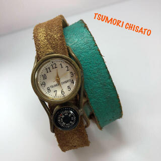 ツモリチサト 名古屋 高島屋 限定 腕時計 【電池交換済み】