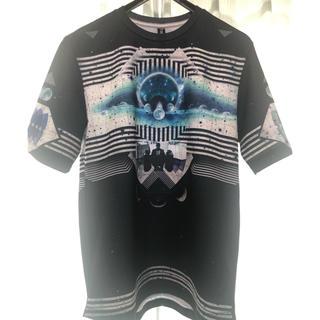 イマジナリーファンデーション(THE IMAGINARY FOUNDATION)の【レア】Imaginary Foundation フル転写プリント Tシャツ(Tシャツ/カットソー(半袖/袖なし))